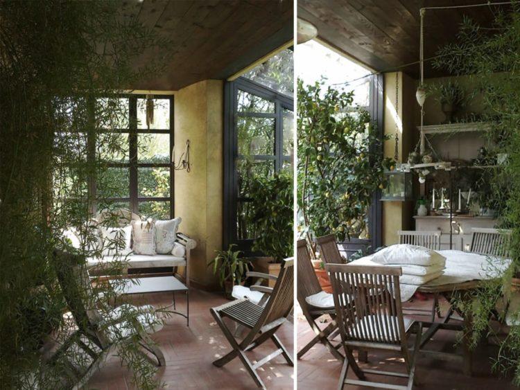 Home design ispirazioni per realizzare un giardino d - Arredare giardino d inverno ...