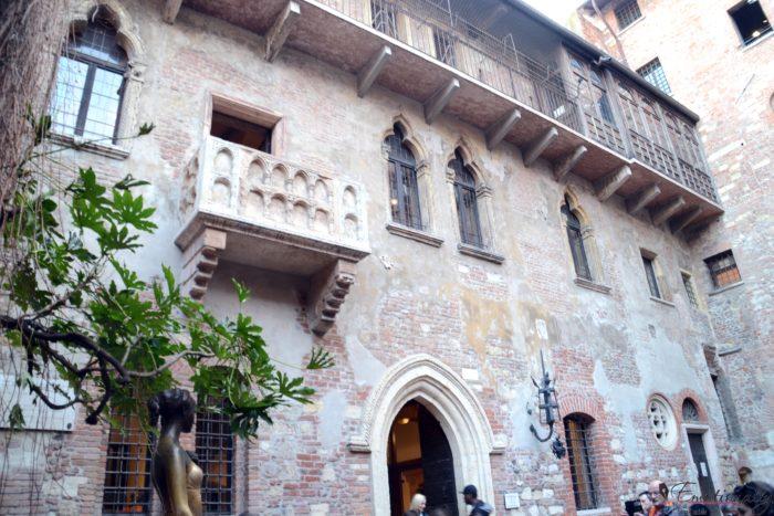 Cosa Vedere Verona Balcone Giulietta
