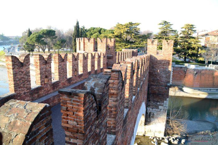 Cosa Vedere Verona Ponte Castelvecchio