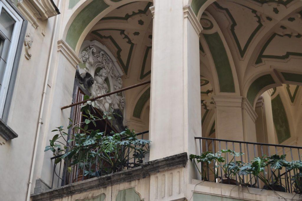 Palazzo dello Spagnolo Napoli