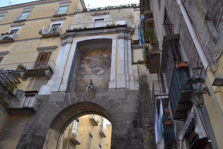 Porta San Gennaro Napoli