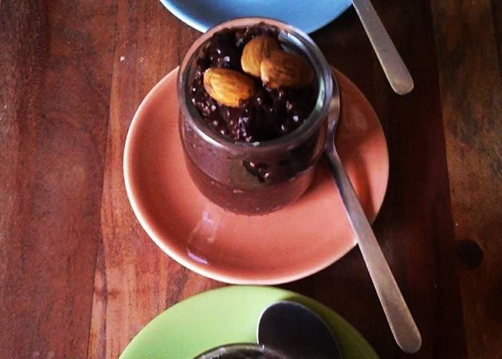 Ricetta Budino di Tapioca e cacao