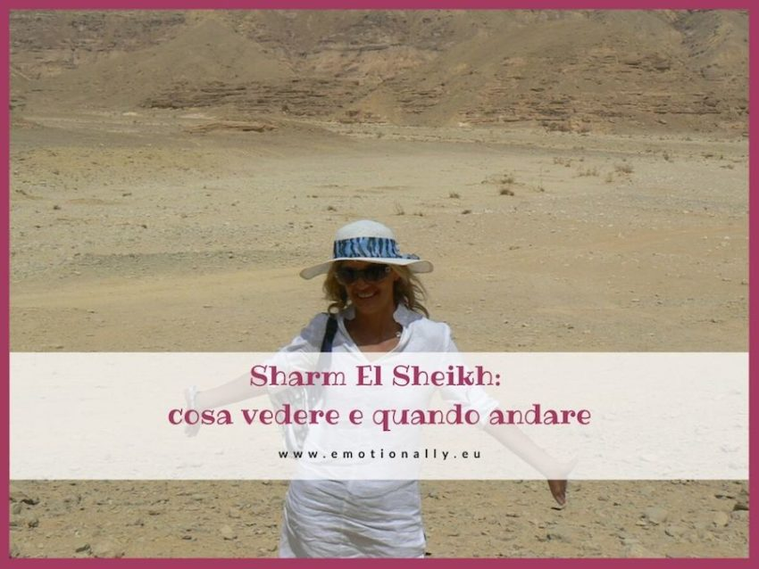 Sharm el sheikh cosa vedere