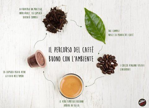 Caffè Vergnano capsule computabili