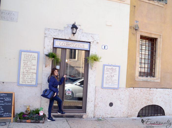 Dove mangiare a Verona Caffè Parole