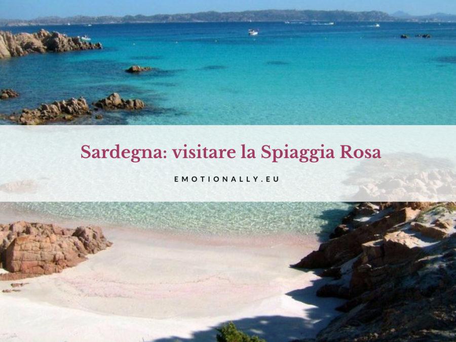 Sardegna Spiaggia Rosa