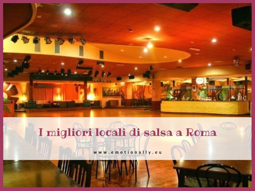 Locali di salsa a Roma
