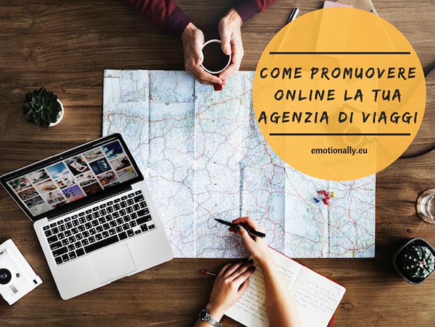 Come promuovere online agenzia di viaggi