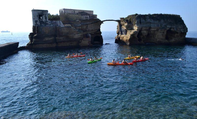 Dove andare al mare a Napoli