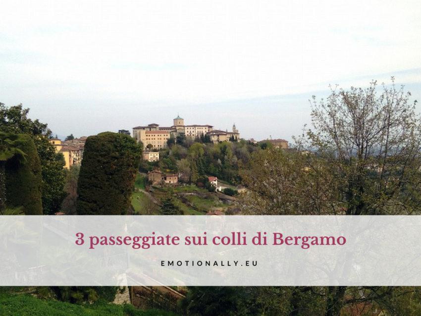 Passeggiate Bergamo