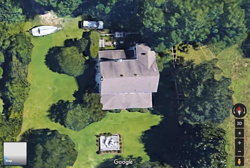 casa dawson's creek
