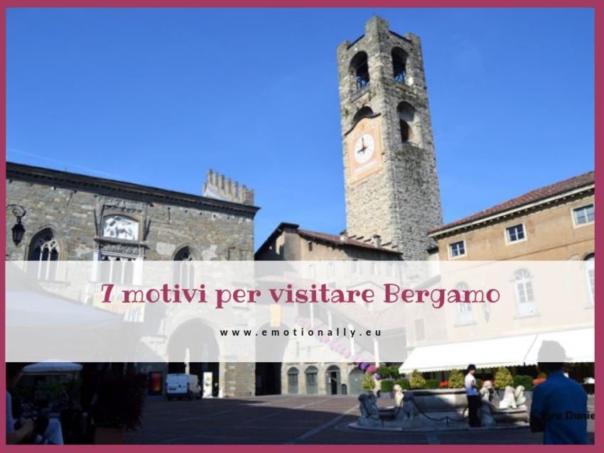 Visitare Bergamo