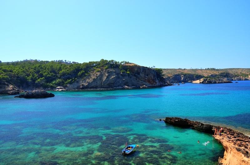 Cosa vedere a Ibiza Cala Xarraca
