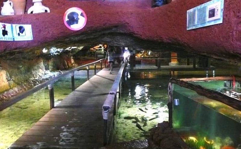 Acquario Cap Blanc Ibiza