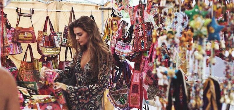 Mercato hippy Las Dalias Ibiza