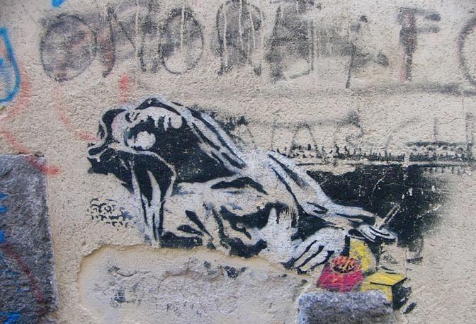 Banksy Napoli
