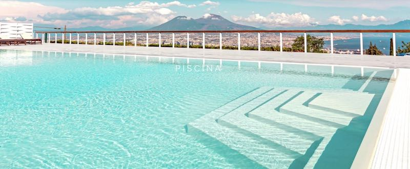 Piscine Napoli Jemming Idro Panoramic Exclusive Club