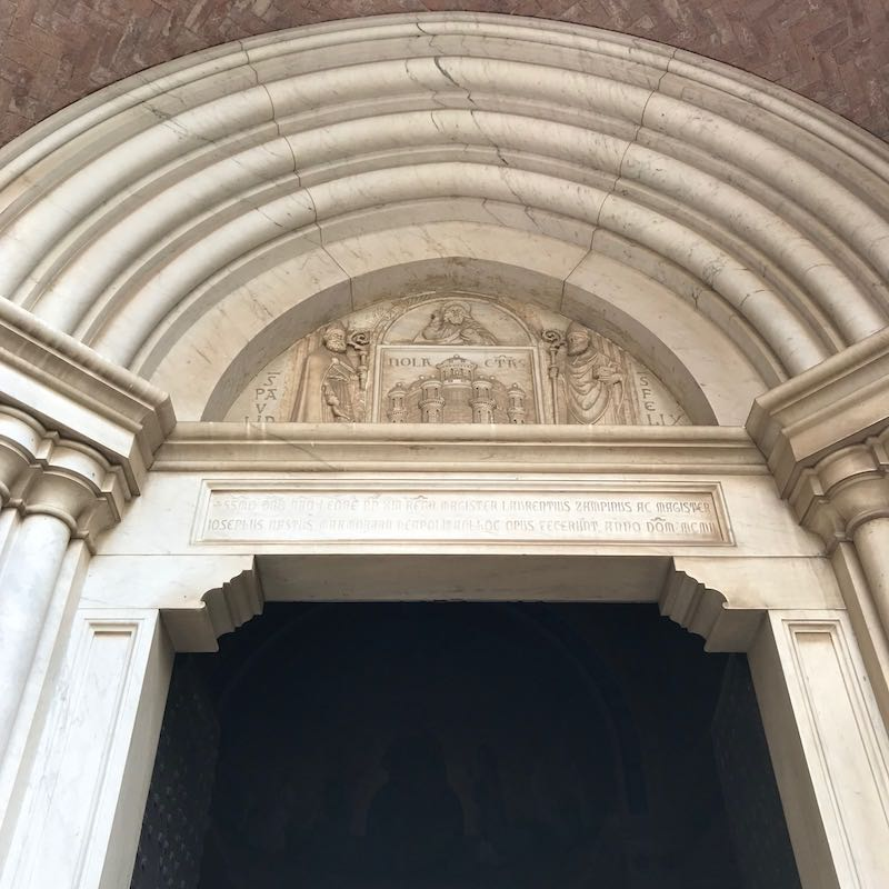Cappella Lancellotti Lauro