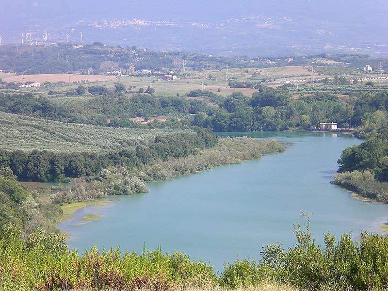 Lago di Persano