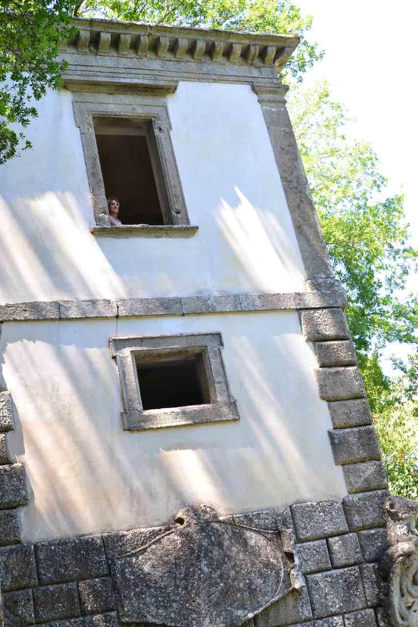 Casa Pendente Bomarzo